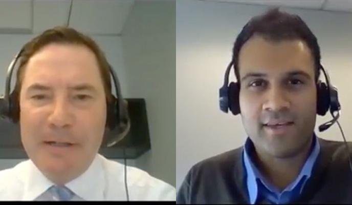 Episode 2 Geoff Morrow and Kaustav Chatterjee on Pharma Business Development